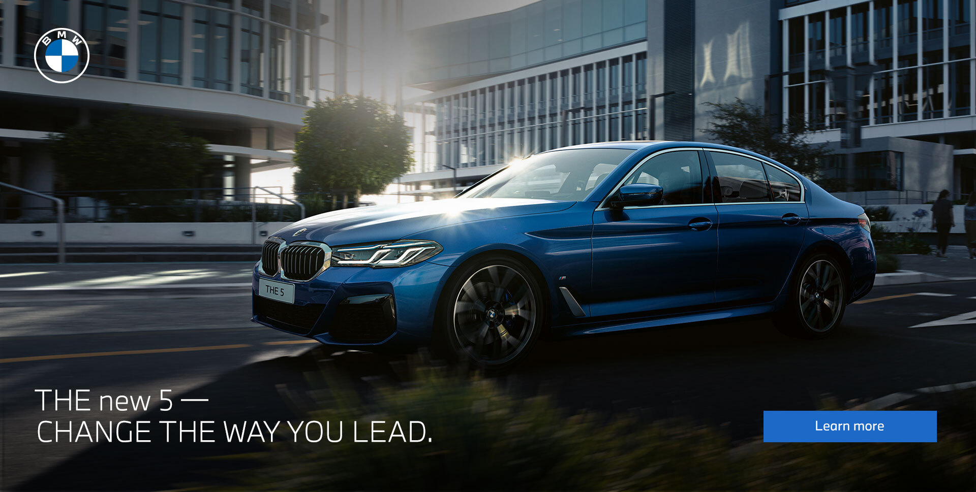BMW THE 5
