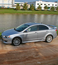Road Test - New Mitsubishi Lancer EX 2.0GT Manual