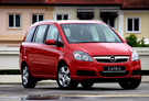 Road Test - Opel Zafira 1.8 (A)