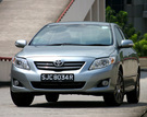 Feature Road Test - Toyota Corolla Altis 1.6 (A)