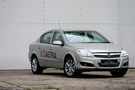 Road Test - Opel Astra Sedan 1.8 (A)