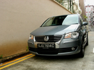 Road Test - Volkswagen Touran 1.4 TSI (A)