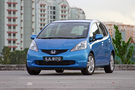 Road Test - Honda Jazz LX 1.3 (A)