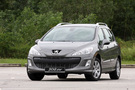 Road Test - Peugeot 308 SW 1.6 Turbo (A)