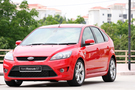 Road Test - Ford Focus ST 2.5 (M)