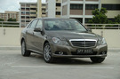 Mercedes-Benz E250 CGI BlueEfficiency 1.8 (A)