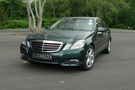 Mercedes-Benz E200 CGI BlueEfficiency