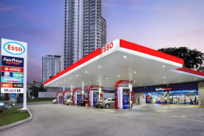 Esso launches improved petrol formulation in Singapore