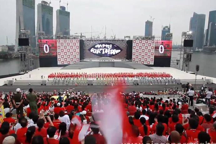 10 Ways To Celebrate SG50 With Your Car