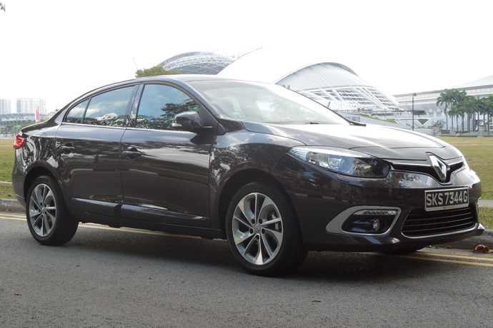 Renault Fluence 1.5 dCi Privilege (A) Review Review