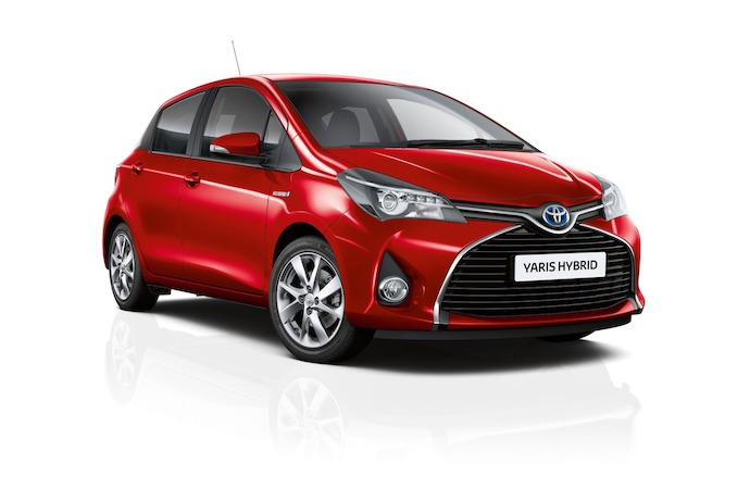 Toyota's Yaris Hybrid range grows with new Active and Sport versions