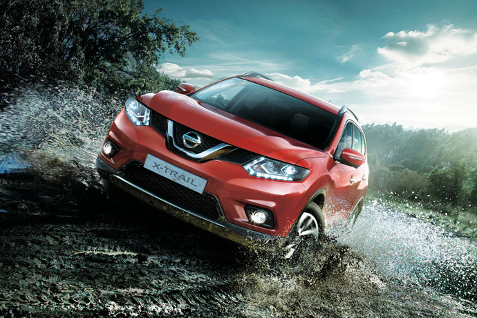 5 Daily Obstacles the Nissan X-Trail Can Overcome