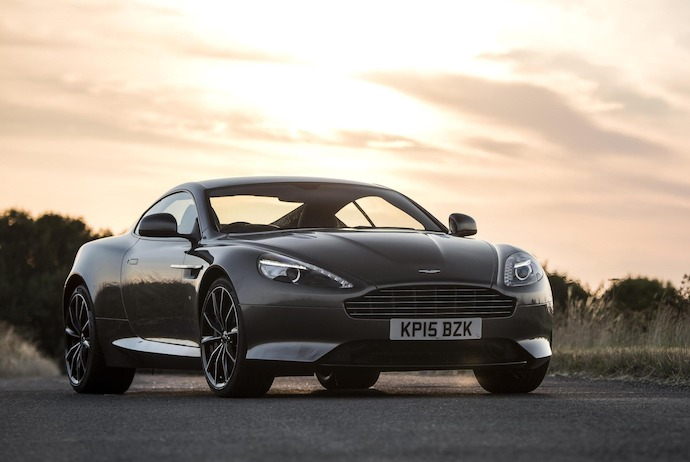 Aston Martin to lead the way at Salon Prive