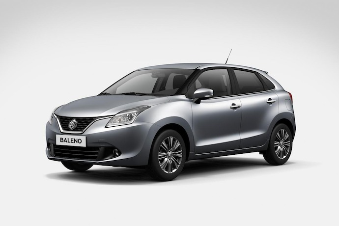 The Suzuki Baleno Hatchback