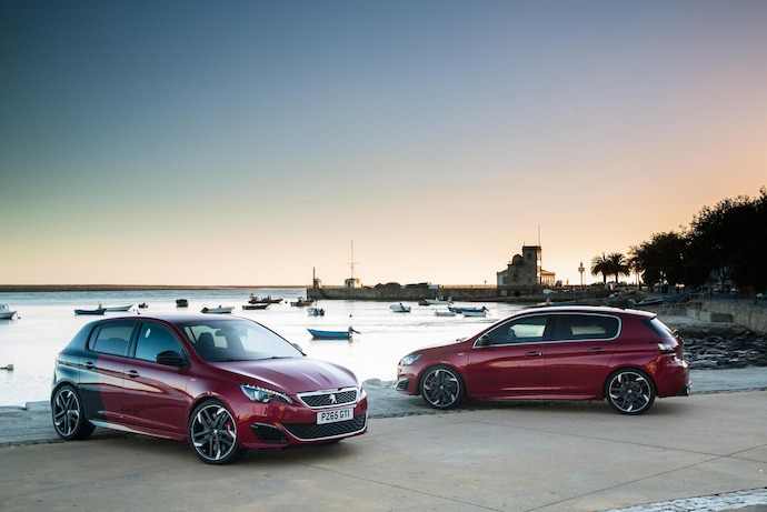 NEW '308 GTi by Peugeot Sport' Are Set To Thrill with Performances