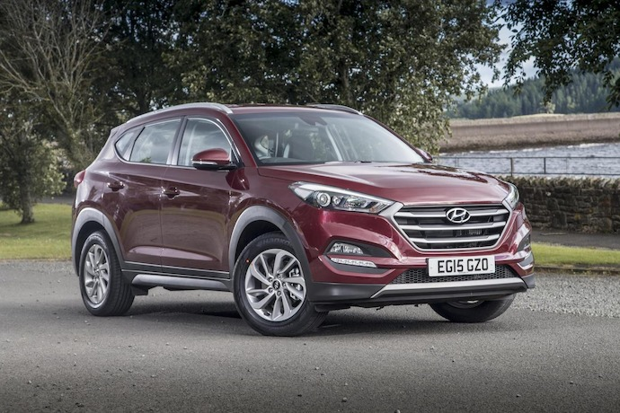 All-New Hyundai Tucson achieves maximum five-star Euro NCAP rating