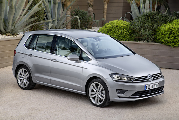 The new VW Sportsvan: Introducing the future of the compact MPV