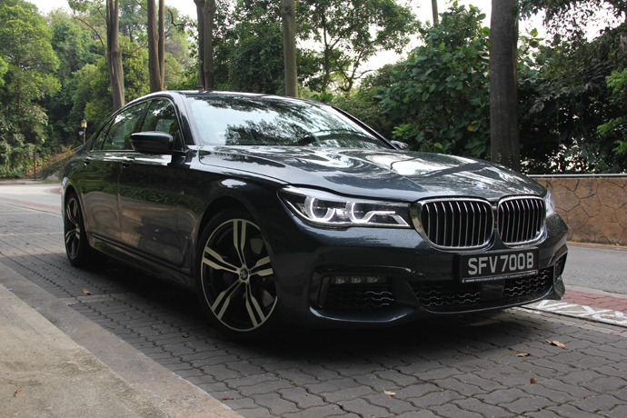 BMW 740Li M Sport 3.0 (A) Review