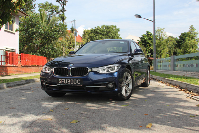 BMW 318i Sport 1.5 (A) LCI Review
