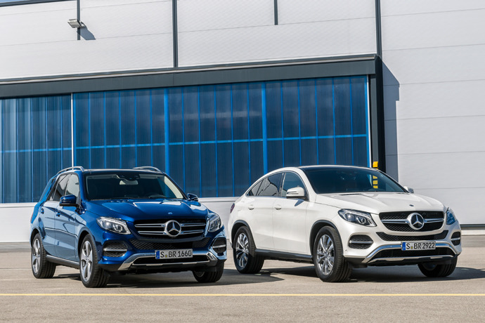 Mercedes-Benz GLE and GLE Coupe launched in Singapore