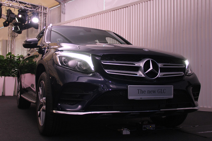 Mercedes-Benz's mid-sized SUV launched here - GLC 250 4MATIC