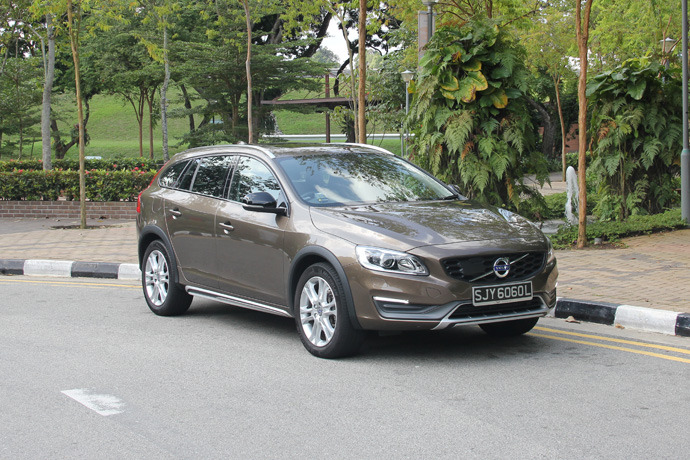 Volvo V60 Cross Country T5 2.0 (A) Review