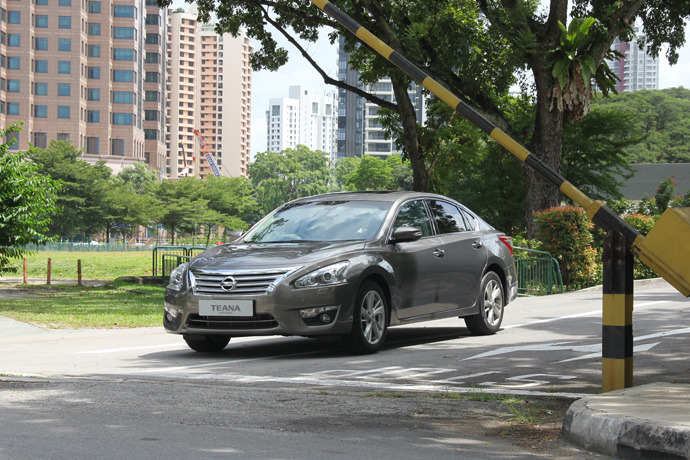 Nissan Teana 2.5 (A) Review