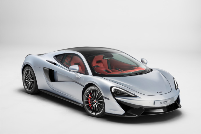 McLaren to debut 570GT at the London Motor Show