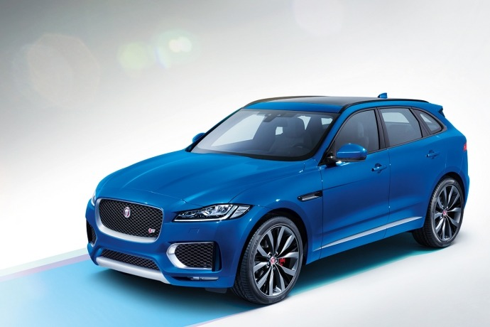 Jaguar Just Launched The All-New F-Pace In Singapore!