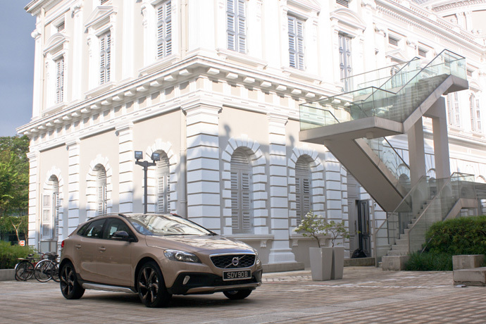 Volvo V40 Cross Country 1.6 (A) Review