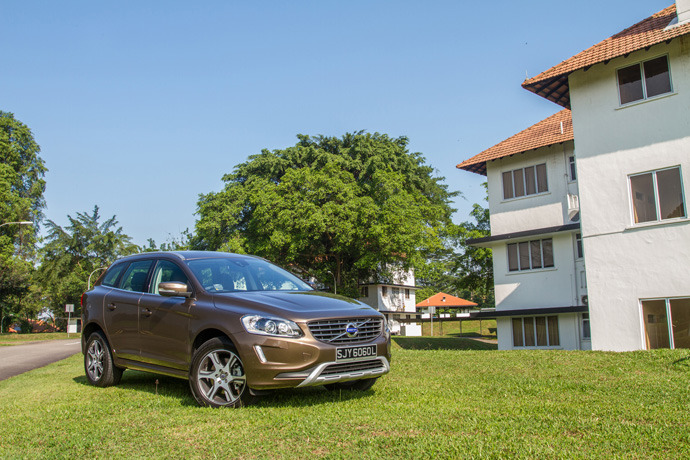 Volvo XC60 T5 2.0 (A) Review
