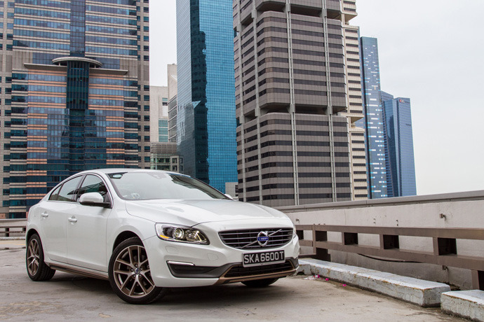 Volvo S60 T4 1.6 (A) Review