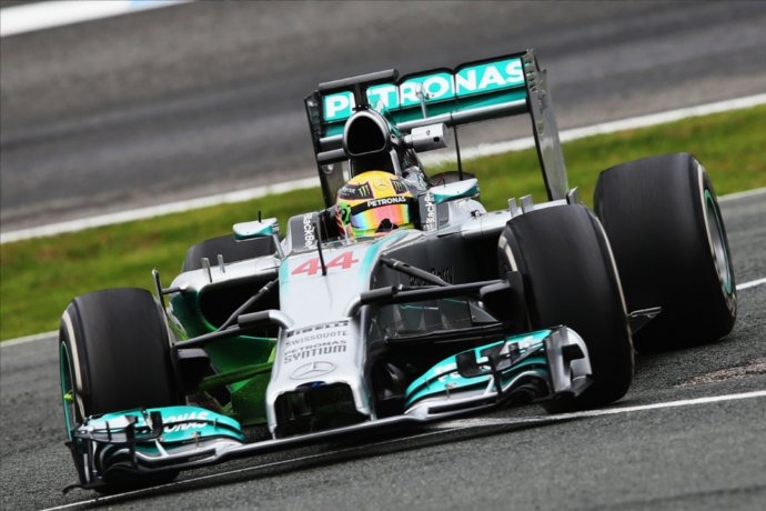 F1: Hamilton believes he has a race winner in the W05