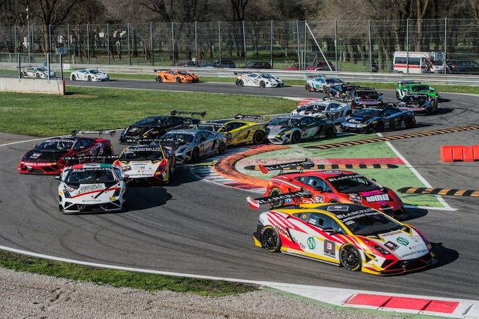 Lamborghini Blancpain Super Trofeo Announces 2014 Calendars