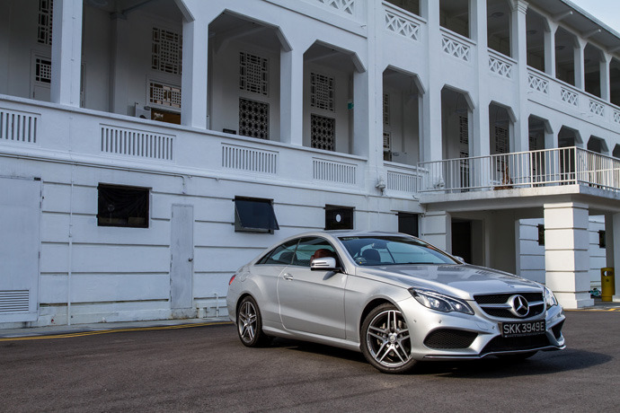 Mercedes-Benz E250 Coupe 2.0 (A) Review