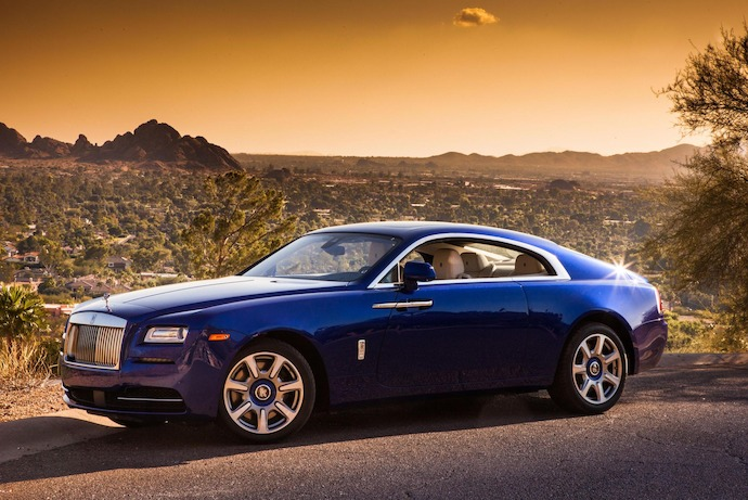 US: Rolls-Royce Wraith Awarded 2014 Ward's 10 Best Interiors