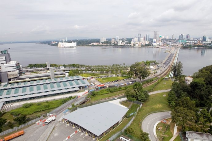 SG: Heavy traffic expected at checkpoints