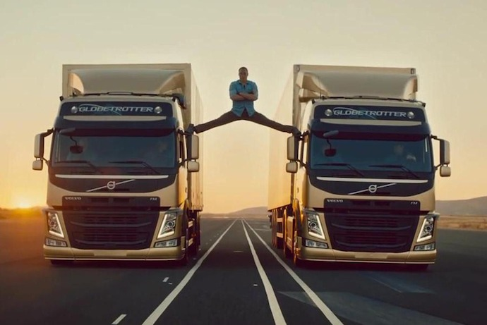 Volvo Trucks Campaign Takes Home Biggest Prize In Ad Competition ADC Awards