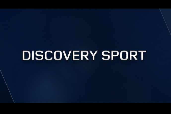 Land Rover Announces Discovery Sport