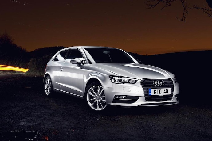 Audi A3 Is Named 2014 World Car Of The Year