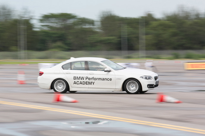 BMW Performance Academy
