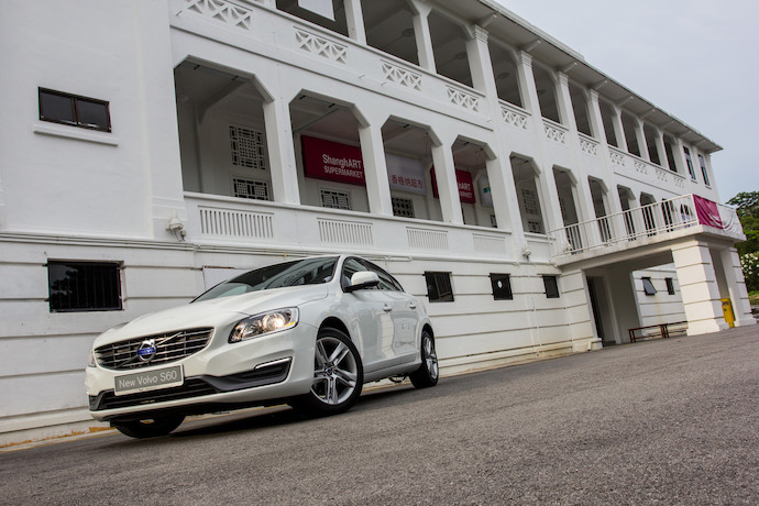 Volvo S60 D2 1.6 (A) Review