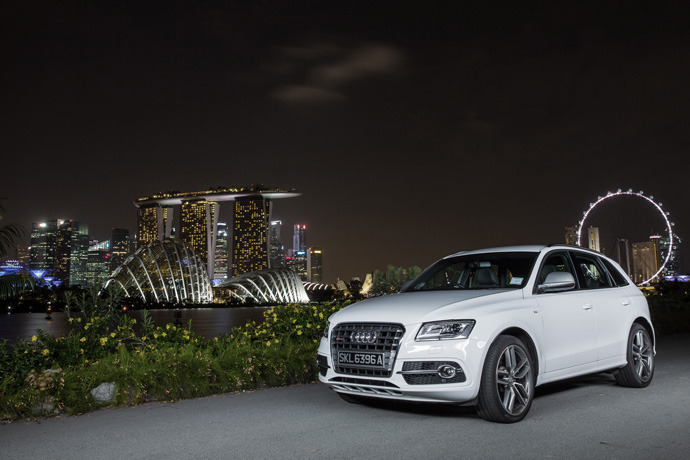 Audi SQ5 3.0 (A) Review