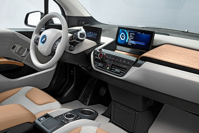 BMW i3 wins Automotive Interiors Expo Award 2014