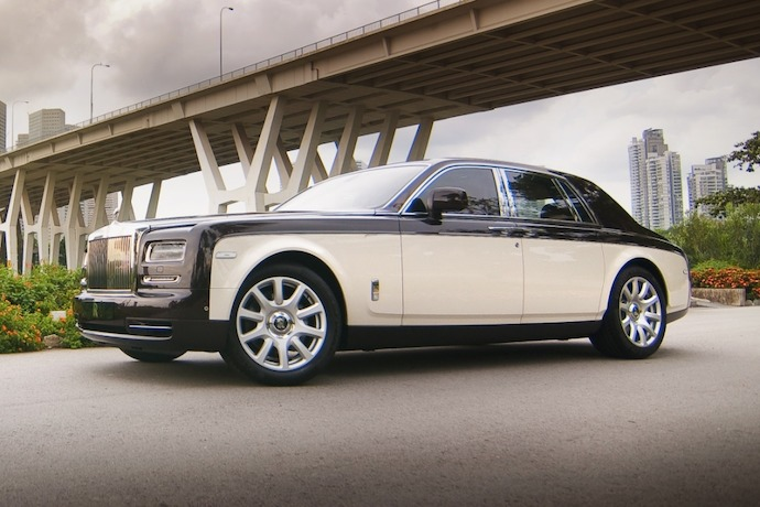 Rolls-Royce Motor Cars Singapore Showcases The Phantom Pinnacle Travel Collection
