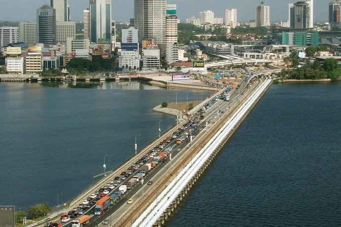 MY: Johor Causeway entry rates increased