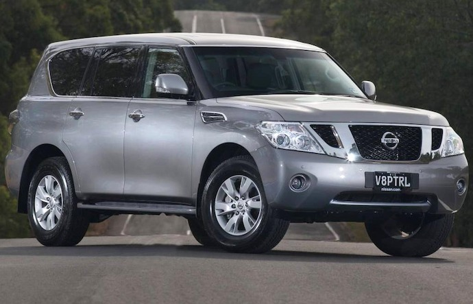 Nissan Scores For First Half Of 2014