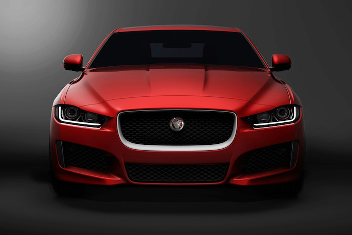 The new Jaguar XE: Better-connected by far