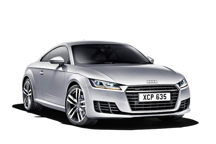 Leaner, Greener Life Cycle For All-New Audi TT