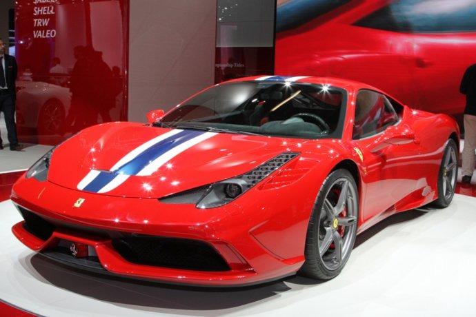 IT: Ferrari to manufacture only 458 Speciale Spiders